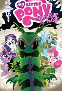 Биплас Паблишинг - Хүүхдийн Ном - Friendship is magic #16 (My Little Pony)