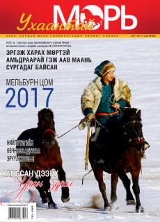 Ухаантай Морь №80