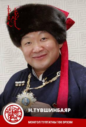 Н. Түвшинбаяр