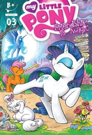 Friendship is magic #3 (My little pony)
