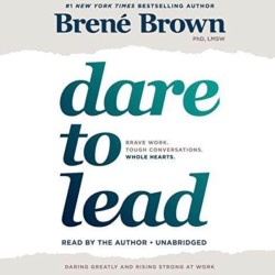 Unlock Podcast Episode #108: Dare to Lead by Brene Brown
