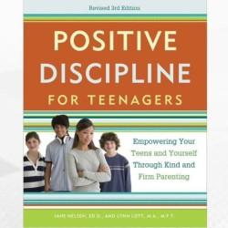 Unlock Podcast episode #98: Positive discipline for teenagers by Jane Nelsen & Lynn Lott