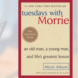 Unlock podcast episode #96 : Tuesdays with Morrie