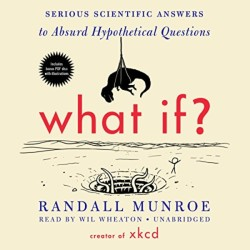 Unlock podcast episode #93: What if by Randall Munroe