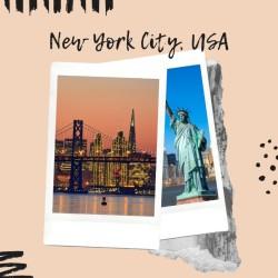 YAWAY Podcast #1 АНУ-ын Нью Йорк хотод аялах талаар