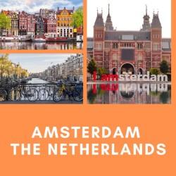 YAWAY Podcast #3 Недерланд улсын нийслэл Амстердам хотод аялах талаар