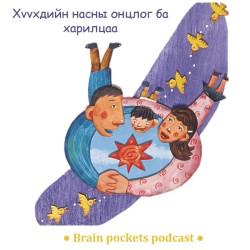 #32. Хүүхдийн насны онцлог ба харилцаа