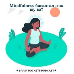 #48. Mindfulness бясалгал гэж юу вэ?