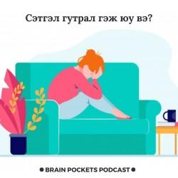 #53. Сэтгэл гутрал гэж юу вэ?