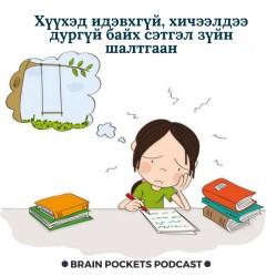 #58. Хүүхэд хичээлдээ дургүй болох сэтгэл зүйн шалтгаан